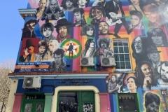 London-murals