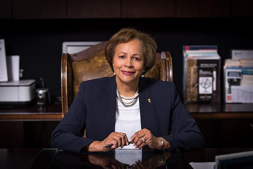 Dr. Phyllis Worthy Dawkins