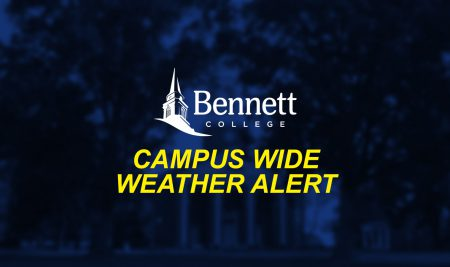 UPDATE: Campus Wide Alert (Weather Condition) – Closed Thursday, January 18