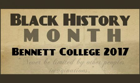 Black History Month events at Bennett College