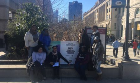 Bennett Belles attend African-American Cultural Celebration