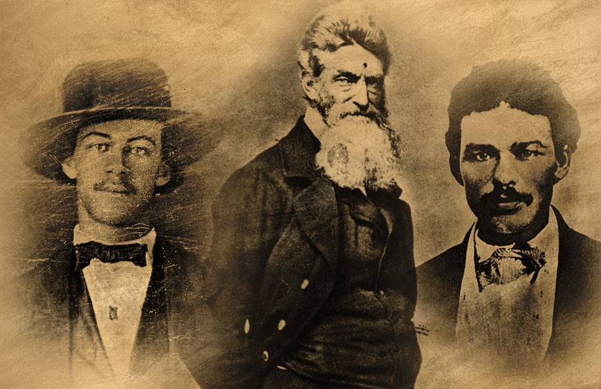 Bonus Aces: The Harper's Ferry Five