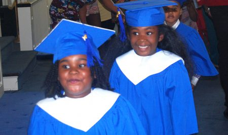 Early/Middle College & Martin Dixon Intergenerational Center Graduations