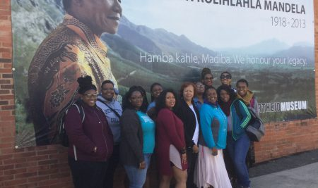 Bennett College students travel abroad!
