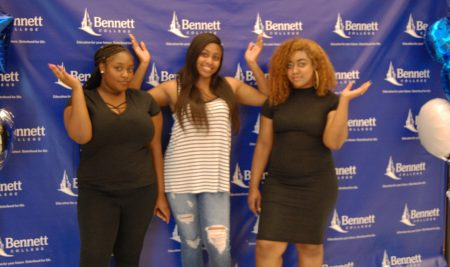 PHOTOS: Welcome Week at Bennett College!