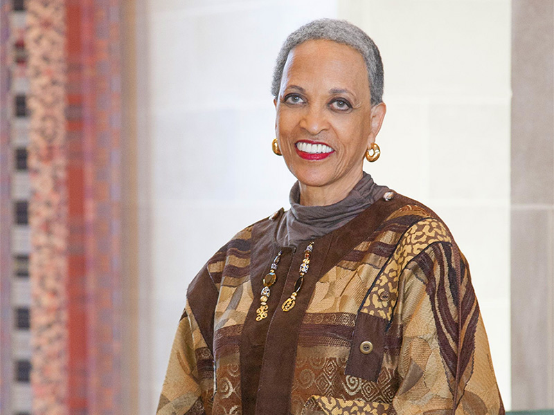 Dr. Johnnetta Betsch Cole to speak at Bennett College's Founder's Day Convocation on Sunday, September 10, 2017