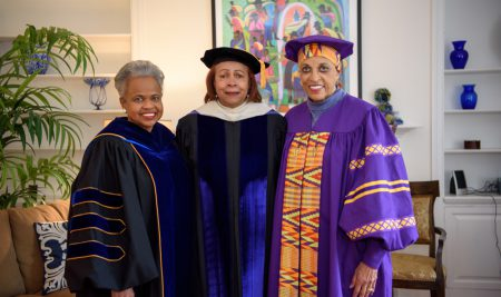 Bennett College celebrates Founder's Day, names the Honors Residence Hall for Dr. Johnnetta Betsch Cole