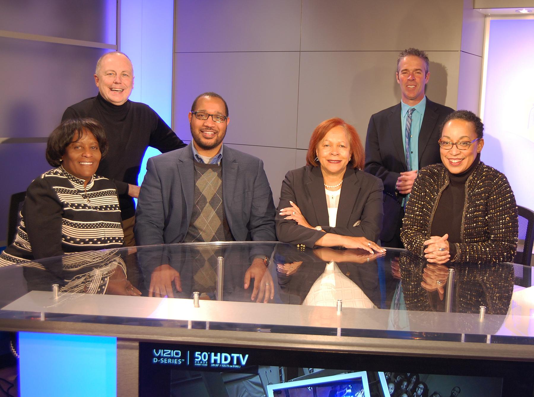 Bennett College unveils new Journalism and Media Studies studio