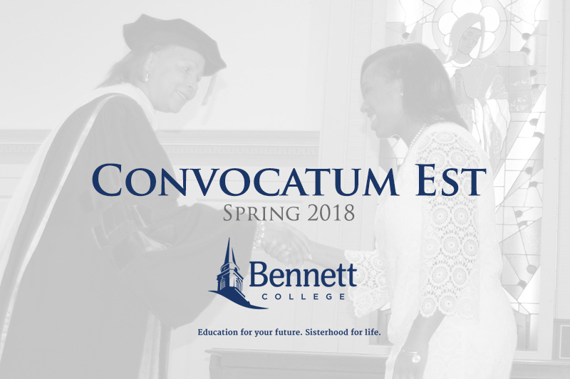 Convocatum Est - Spring 2018