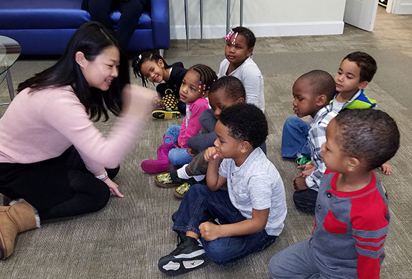 Martin Dixon Intergenerational Center now accepting Pre-K applications for Fall 2018-2019
