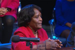 Dr.-Dorothy-Browne-at-UNC-TV-taping