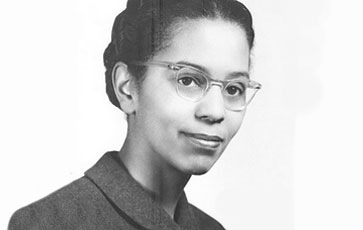 First black woman college president