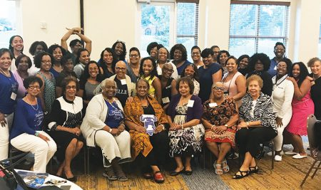 Alumnae lead Bennett giving with major gifts and broad participation