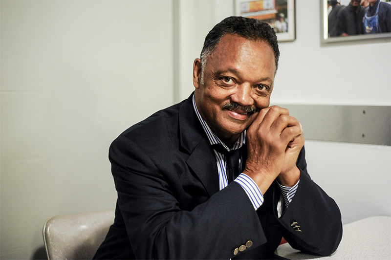 The Reverend Jesse Jackson to serve as Bennett College's 2018 Baccalaureate Speaker