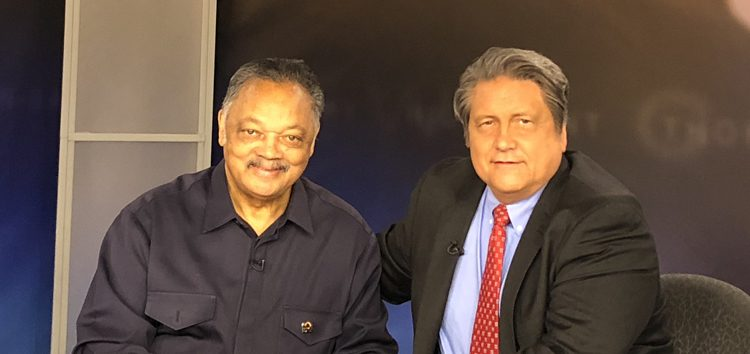 Rev. Jesse Jackson says Bennett women sustained the Greensboro Four's protest with 'strength and courage'