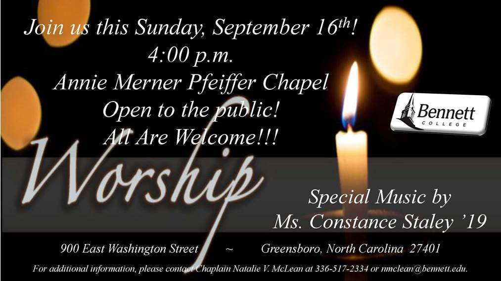 special-worship-service