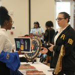Bennett College Fall 2018 Career & Internship Fair attracts dozens of businesses and recruiters