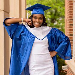Bennett freshwoman Carmesha Blackmon hit the ground running
