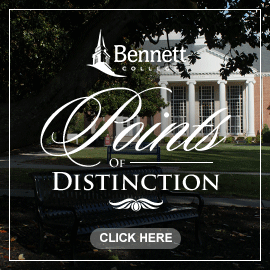 Bennett College - Points of Distinction and Rankings