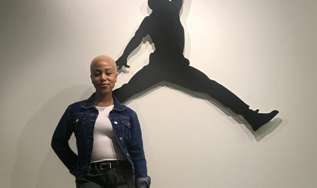 Ophelia Murray Is Soaring During Summer Internship at Nike's World Headquarters