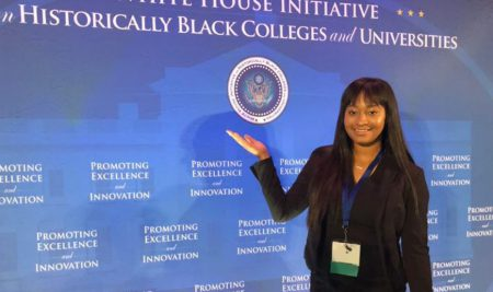 Belle Participates in White House Initiative on HBCUs