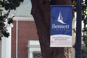 bennett-college-signage