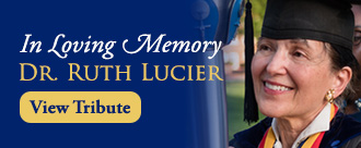 In tribute in memory of Dr. Ruth Lucier
