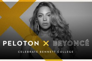 PelotonXBeyonce_Launch_Email-Header_Bennett-College